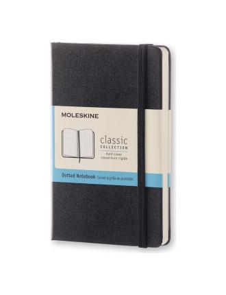 Notebook Pk Dot Blk Hard