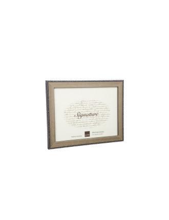 Rialto Timber Frame 5x7'/13x18cms  Grey