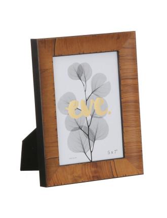 Olivo Petite Natural Photo Frame 5x7
