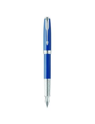 Sonnet Blue Lacquer Fountain Pen