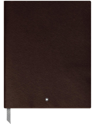 Montblanc Fine Stationery Sketch Book 149 Lined Tobacco
