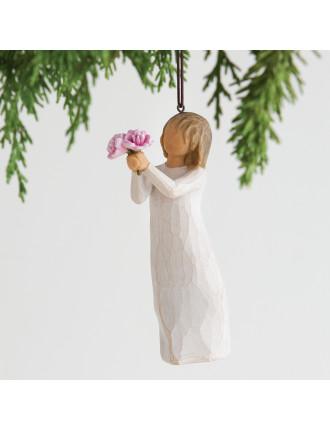 Thank You Ornament 10.5cm