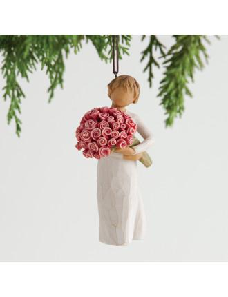 Abundance Ornament 10.5cm