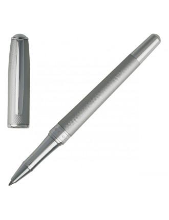 Essential Matt Chrome Rollerball Pen