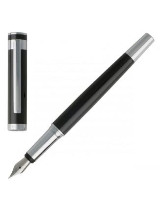 Caption Black Ct Fountain Pen