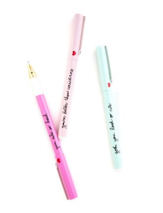 Sweet Talk Pen Set