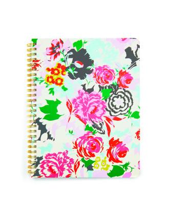 Spiral Notebook Florabunda