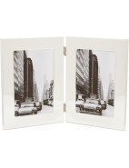Wide Border Double Photo Frame $38.46