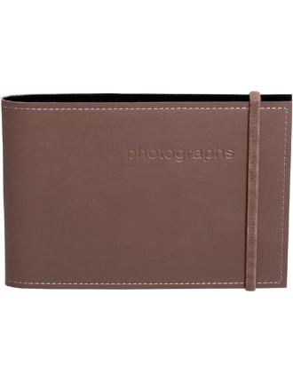 Citi Leather Brag Book 52 Pocket