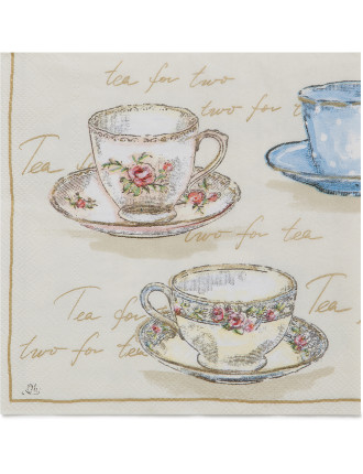 Lunch Napkins - Afternoon Tea