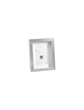 Silver Box Photo Frame