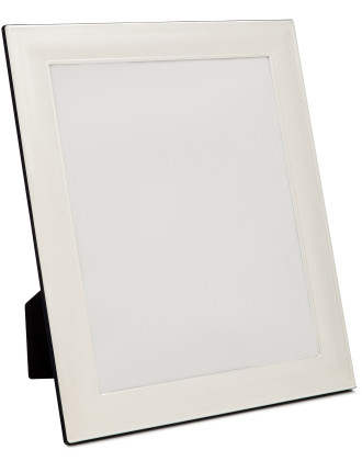 Silver Plated' Metal Photo Frame, 8 x10'/ 20 x 25 cm