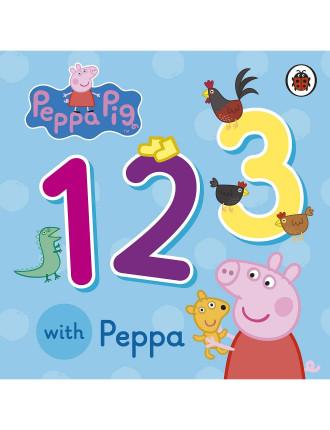 Peppa Pig 123
