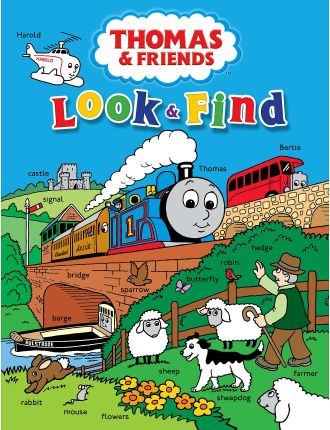 Thomas Look And Find