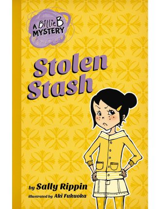 Billie B Mystery #5 Stolen Stash