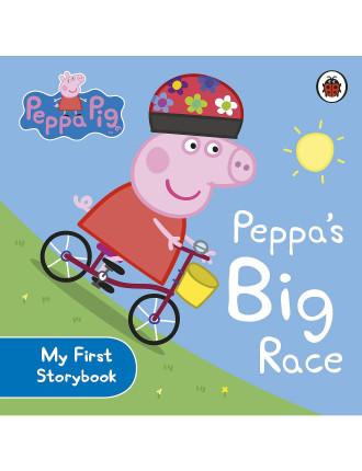 Peppa Pig Peppa's Big Race