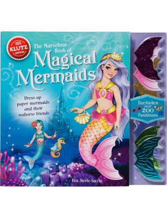 Marvelous Book Of Magical Mermaids