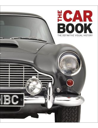Car Book: Definitive Visual History