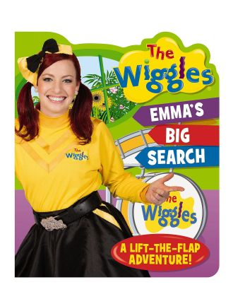 Wiggles Shaped Bb: Emma'S Big Search
