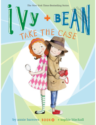 Ivy & Bean 10 Pb: Take The Case