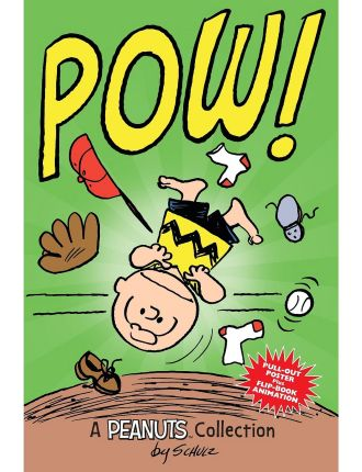Charlie Brown Pow! A Peanuts Collection