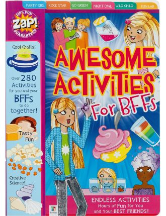 Zap Awesome Activities For Bffs