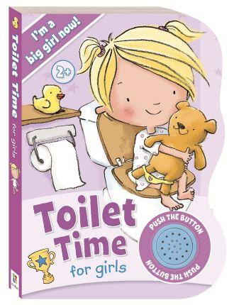 Ready To Go Toilet Time Girls