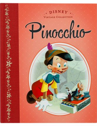 Disney Vintage: Pinocchio