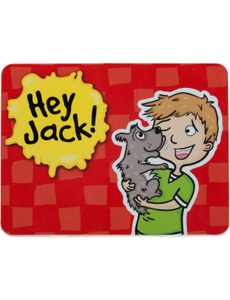 Hey Jack! That¿S A Cool Lunch Box!