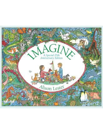 Imagine 25th Anniversary Edition