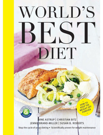 World'S Best Diet - The No Regain Program