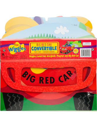The Wiggles - Convertible Cars