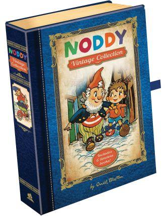 Noddy Secret Slipcase - 6 Hb Bks