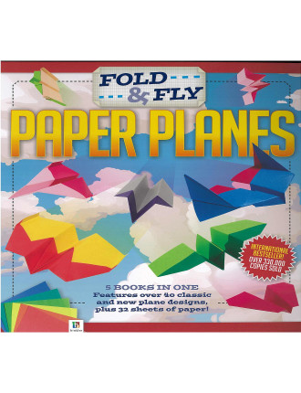 Fold And Fly Paper Planes