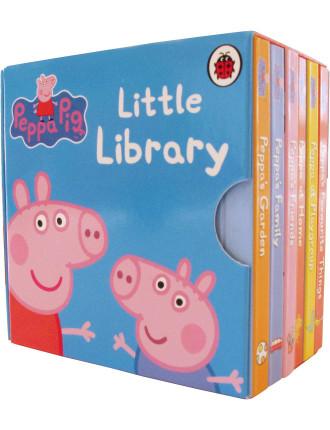 Peppa Pig: Little Library:Peppa Pig