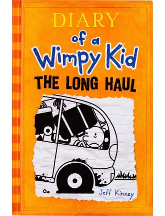 Long Haul: Diary Of A Wimpy Kid 9