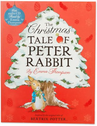 Christmas Tale Of Peter Rabbit: Book And Cd