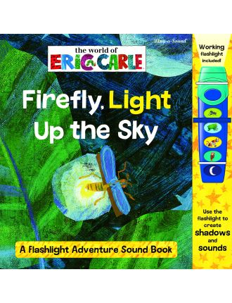 Eric  Carle Flashlight Activity Book