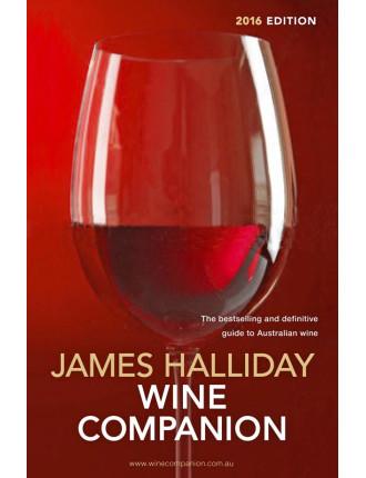 James Halliday Wine Companion 2016