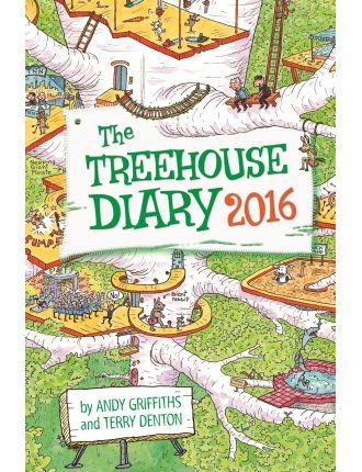 The 65 Storey Treehouse Diary