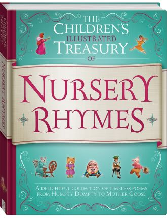 Children's Illustrated Treasury Of Nursery Rhymes