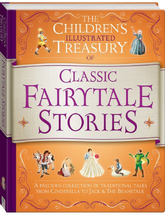 Children's Illustrated Treasury Of Fairytales