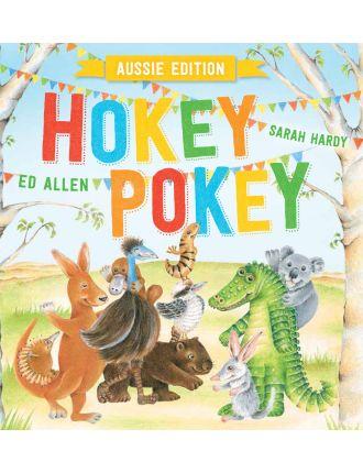 Hokey Pokey Aussie Edition Board Book