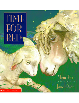 Time For Bed: Board Book
