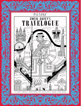 Pictura Poster Book: Travelogue