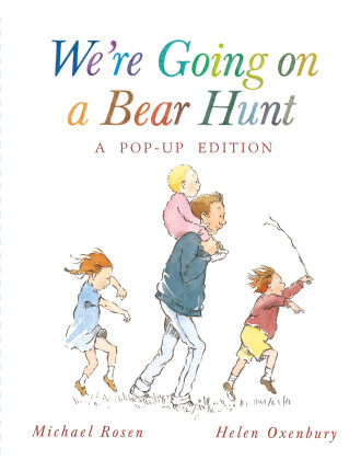 We're Going On A Bear Hunt Pop Up Edition