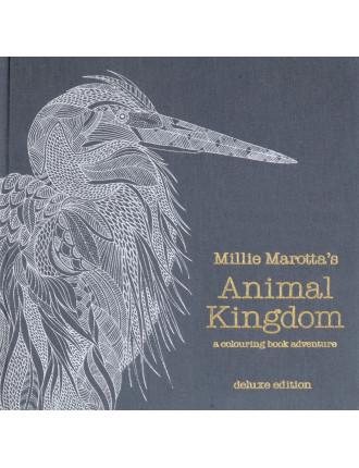 Millie Marotta's Animal Kingdom Deluxe Colouring Book