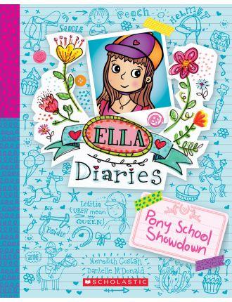 Ella Diaries: 6 Pony School Showdown