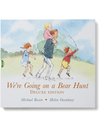 We Are Going On A Bear Hunt Slipcased Gift Edition