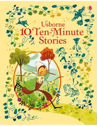 10 Ten Minute Stories